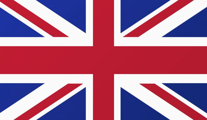 UK flag XL 721 420 80 s c1
